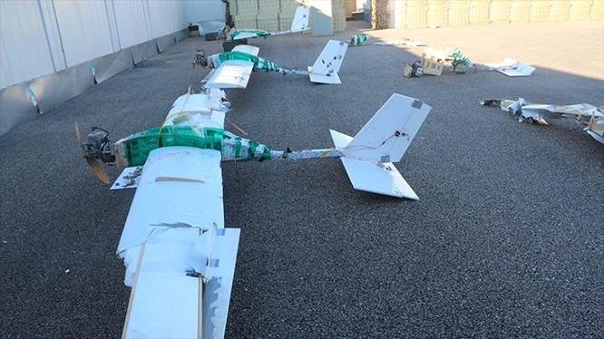 Giải mã vụ căn cứ Nga ở Syria bị tấn công ồ ạt (P.1) ảnh 5