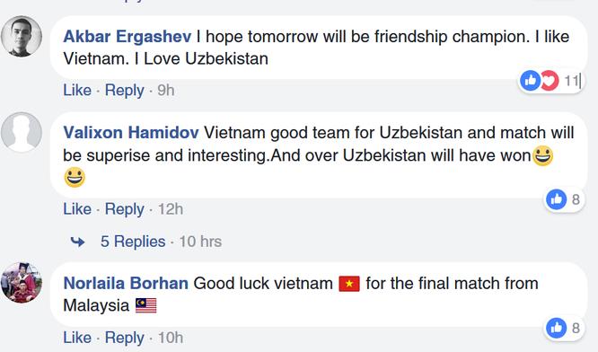 Cổ động viên cho 2 ứng viên vô địch U-23 châu Á nói gì trước trận quyết đấu? ảnh 6