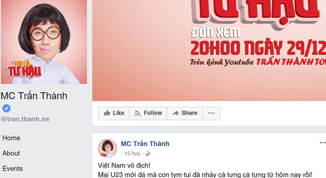 Sao Việt cuồng nhiệt cổ vũ U23 Việt Nam trước thềm trận Chung kết ảnh 2