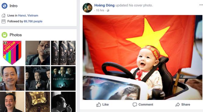 Sao Việt cuồng nhiệt cổ vũ U23 Việt Nam trước thềm trận Chung kết ảnh 8