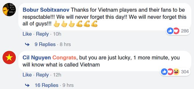 Fan quốc tế khâm phục Việt Nam sau trận chung kết AFC U23 ảnh 4