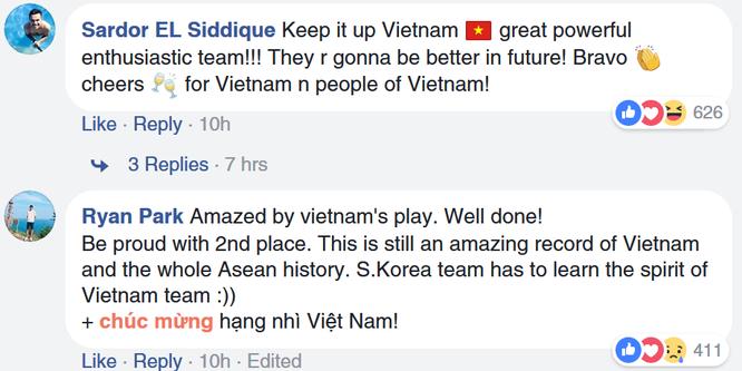 Fan quốc tế khâm phục Việt Nam sau trận chung kết AFC U23 ảnh 11