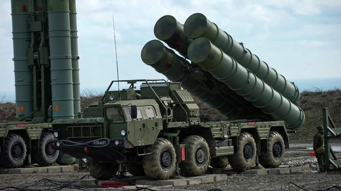 Nga tung vào chiến trường Syria 215 vũ khí mới ảnh 2