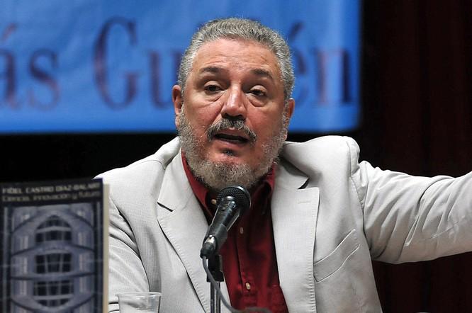 Con trai cả của ông Fidel Castro tự sát ảnh 1