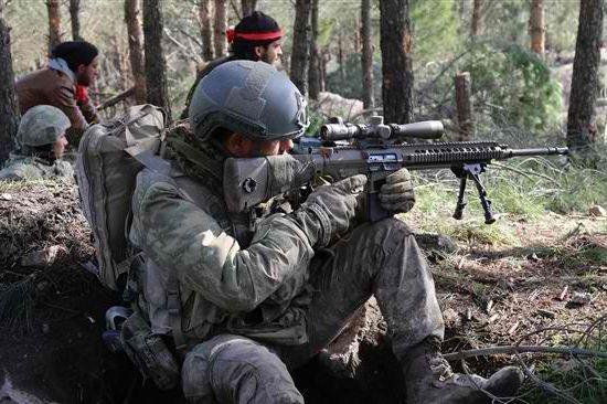 Thổ Nhĩ Kỳ xua quân tấn công, Syria ngầm giúp người Kurd ảnh 3