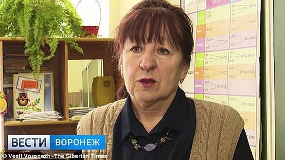 Cô giáo của Filipov bà Lyudmila Lazareva nói: