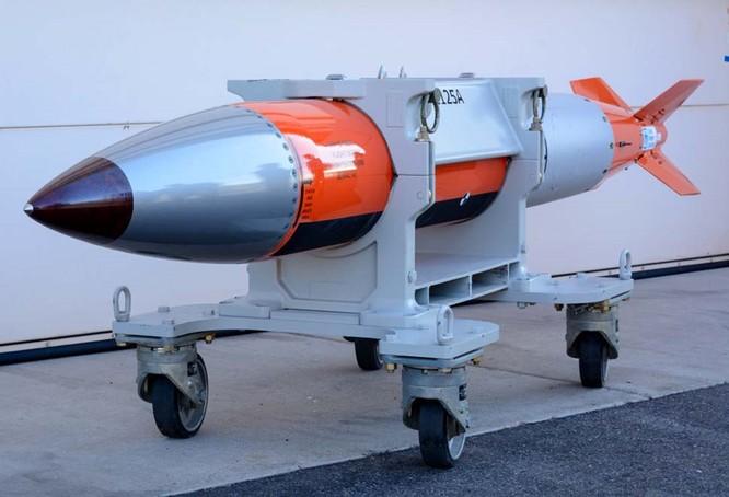 Bom hạt nhân B-61, vũ khí hạt nhân nguy hiểm nhất của Mỹ.
