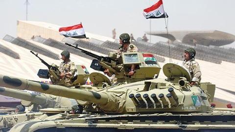 Chính phủ Iraq đã đánh bại lực lượng người Kurd peshmerga chỉ trong 1 ngày tại Kirkuk.