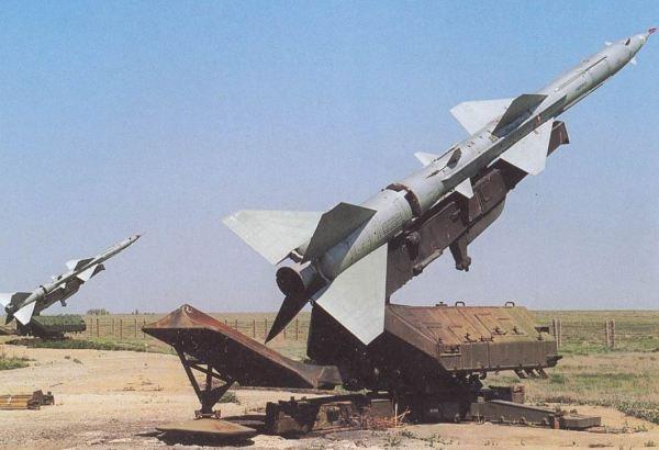 Tên lửa SA-2.