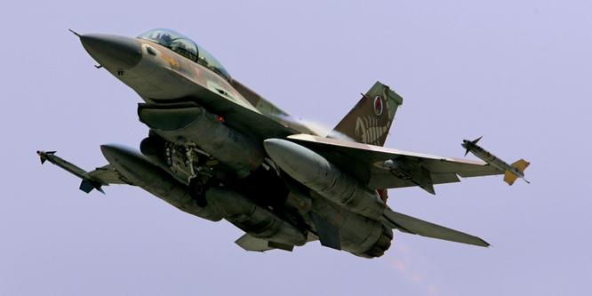 Máy bay chiến đấu F-16 do Mỹ chế tạo.