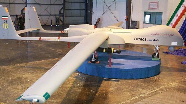 UAV do Iran chế tạo.