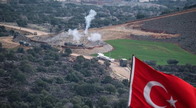 Lính Thổ Nhĩ Kỳ đã tiến vào bắc Syria để ngăn người Kurd lập vùng đất Kurdistan của họ tại Syria.