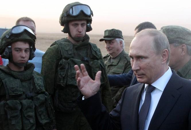 Nga hiện nắm trong tay toàn bộ bàn cờ khu vực.