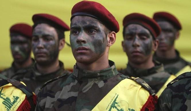Quân Hezbollah.