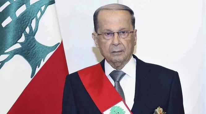 Ông Michel Aoun tổng thống Lebanon đã ký kết thỏa thuận với các tập đoàn dầu khí hàng đầu thế giới để khai thác dầu khí ngoài khơi Lebanon.