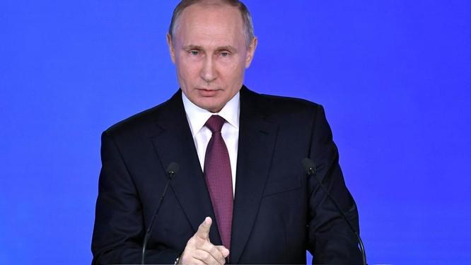 Trong thông điệp liên bang ngày 1.3 vừa qua, tổng thống Putin đã công bố loạt vũ khí mới của Nga.
