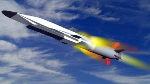 Tên lửa siêu thanh Zircon được Nga thử nghiệm đầu năm 2017 có thể được trang bị cho quân đội Nga vào 2020.