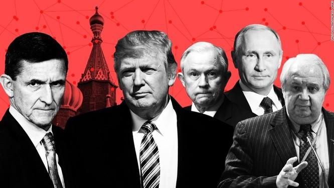 Truyền thông phương Tây cáo buộc ông Putin đã can thiệp vào cuộc bầu cử tổng thống Mỹ năm 2016.