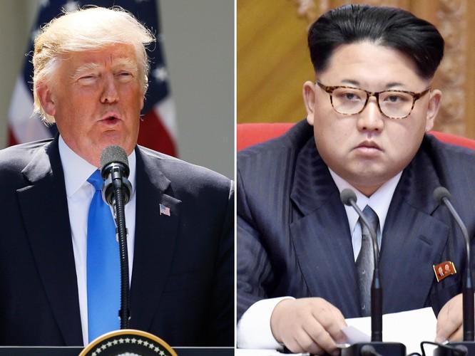 Tổng thống Donald Trump có thể là lãnh đạo đầu tiên của Mỹ gặp chủ tịch Triều Tiên.