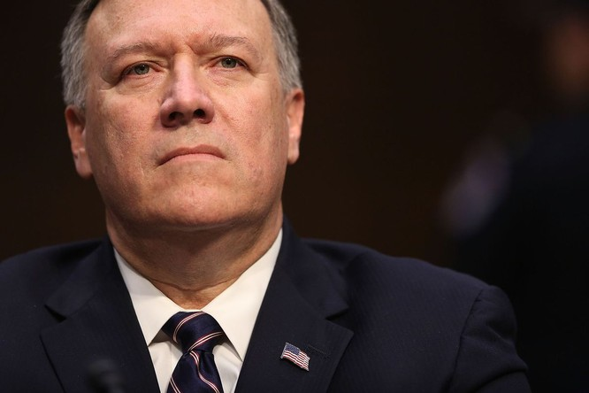 Mỹ mới bổ nhiệm ông Mike Pompeo làm Ngoại trưởng. Động thái này được cho là nước Mỹ đang muốn cứng rắn hơn với thế giới.