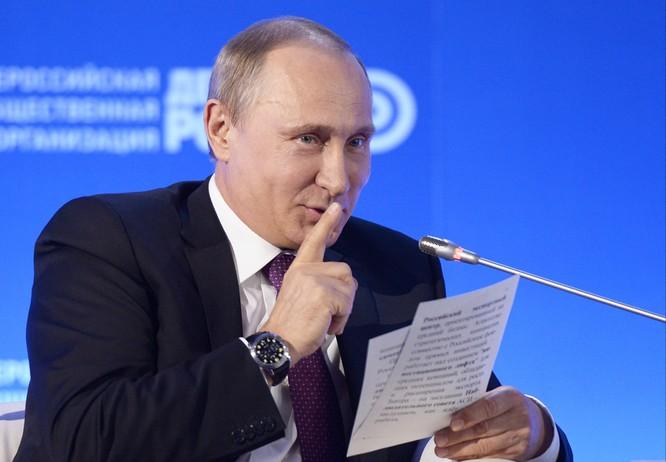 Ông Putin sẽ làm tổng thống Nga nhiệm kỳ thứ 4.