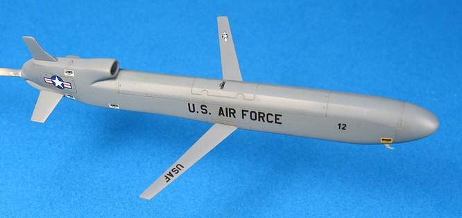 Mỹ có thể khai hỏa 500 quả tên lửa hành trình AGM-86 ALCM trong thời gian ngắn.