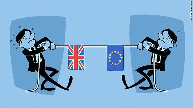 Anh vẫn loay hoay và tìm cách kéo dài thời hạn rút khỏi liên minh châu Âu.