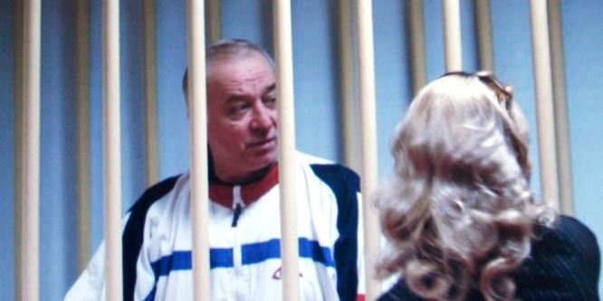 Nga bị cáo buộc đầu độc cựu điệp viên 2 mang Sergei Skripal.