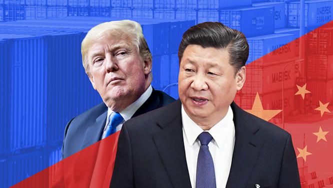 Các chuyên gia phân tích và các thị trường đều lo ngại sẽ xảy ra cuộc chiến thương mại Mỹ - Trung.