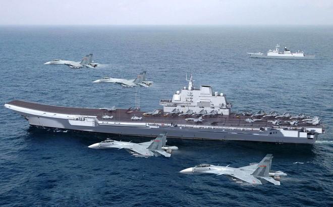 Tàu sân bay Mỹ tiến vào Biển Đông thách thức Trung Quốc? ảnh 2