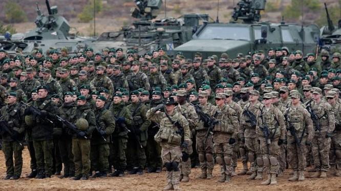 Bước ngoặt nguy hiểm trong quan hệ giữa Nga và phương Tây ảnh 1