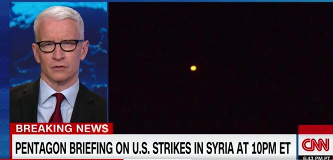 Liên quân Mỹ Anh Pháp đã tấn công Syria ảnh 1
