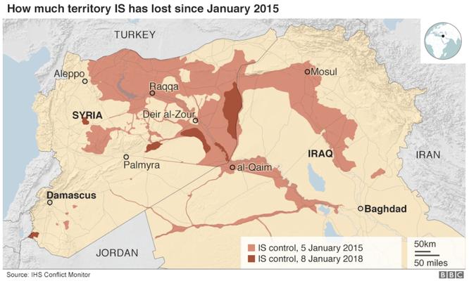 """Syria """"thập diện mai phục"""": 5 cuộc chiến nổi bật ảnh 3"""