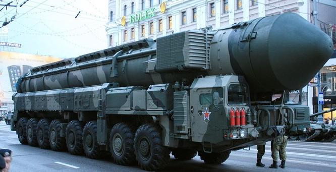 """Không phải Mỹ, siêu vũ khí Nga được dùng để """"trị"""" Trung Quốc? ảnh 1"""