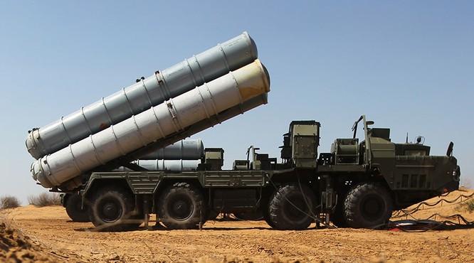 Tên lửa S-300 nguy cơ châm ngòi chiến tranh Israel, Nga tại Syria? ảnh 1