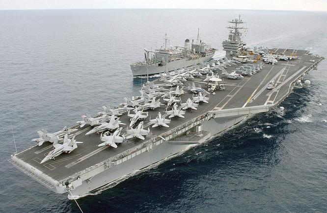 Mỹ ồ ạt đánh Syria: Nga ra đòn hay Washington che giấu điều gì? ảnh 2