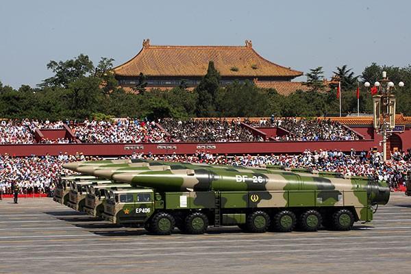 """Trung Quốc kéo tên lửa xuống Biển Đông """"chạm dây thần kinh"""" Úc ảnh 2"""