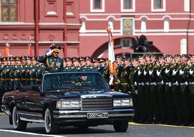 Hoành tráng Nga duyệt binh Ngày chiến thắng ảnh 2
