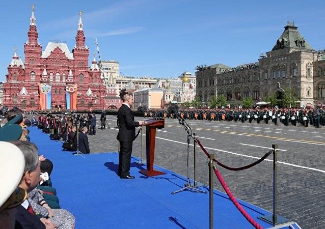 Hoành tráng Nga duyệt binh Ngày chiến thắng ảnh 3