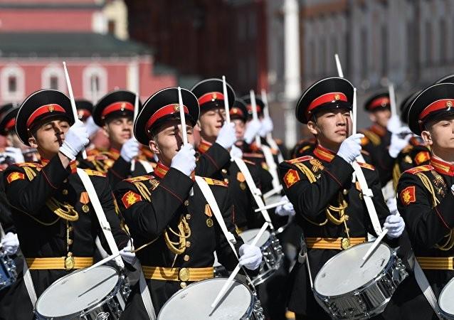 Hoành tráng Nga duyệt binh Ngày chiến thắng ảnh 4