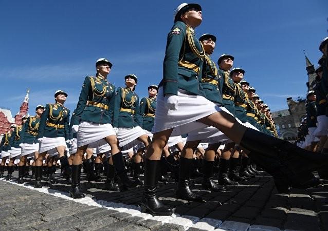 Hoành tráng Nga duyệt binh Ngày chiến thắng ảnh 5