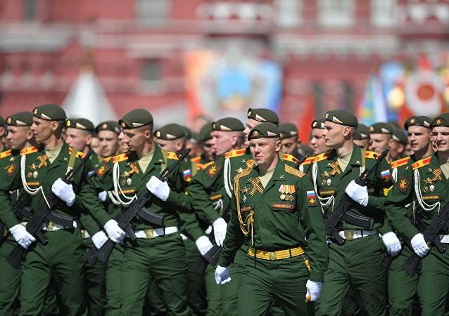 Hoành tráng Nga duyệt binh Ngày chiến thắng ảnh 7