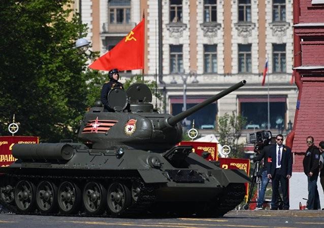 Hoành tráng Nga duyệt binh Ngày chiến thắng ảnh 8