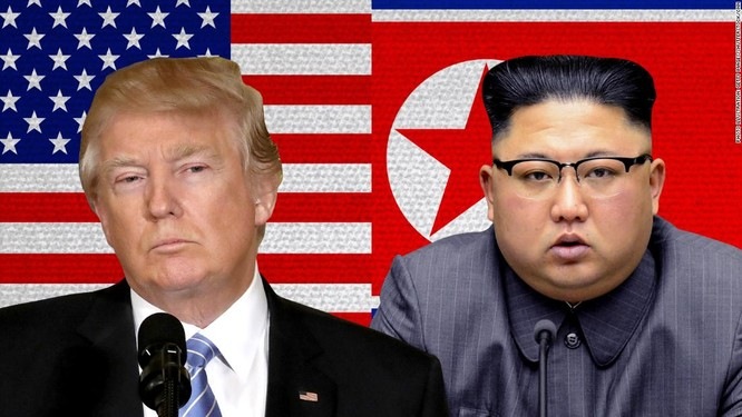 Donald Trump sẽ gặp ông Kim Jong Un tại Singapore ảnh 1