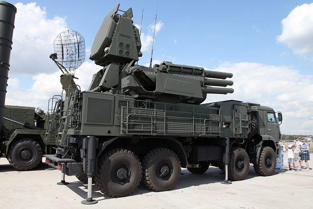 """Nga """"tung chiêu"""" S-300 với Israel tại Syria? ảnh 2"""