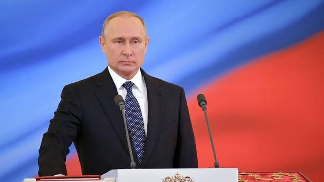 """Putin """"phá trận' Mỹ-phương Tây ra sao trong nhiệm kỳ thứ 4 ảnh 2"""