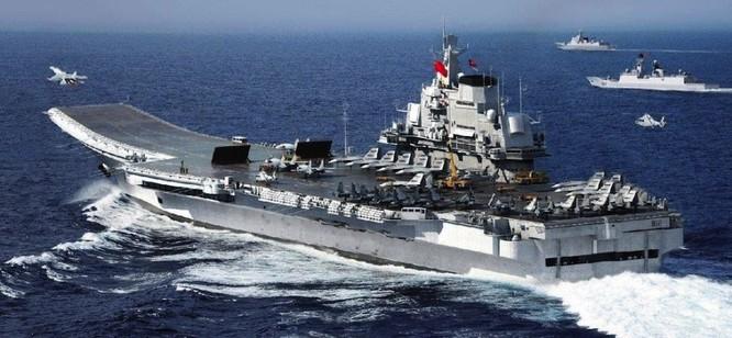 Mỹ có phong tỏa nổi Trung Quốc nếu có biến? ảnh 1