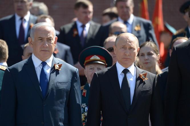 """""""Nín thở"""" với Nga trong ván bài quyền lực Trung Đông ảnh 1"""