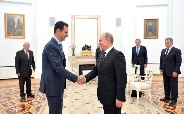 """Nga-Syria """"thắng chẻ tre"""", phương Tây hãy chấp nhận thất bại ảnh 1"""