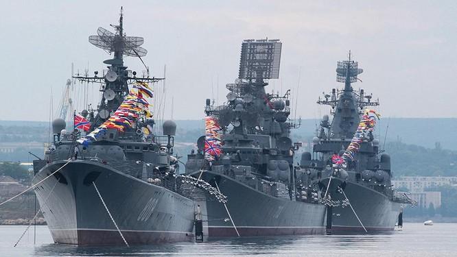 """Nga """"đánh xây xẩm"""" NATO bằng tên lửa Kalibr nếu xảy ra đại chiến ảnh 1"""
